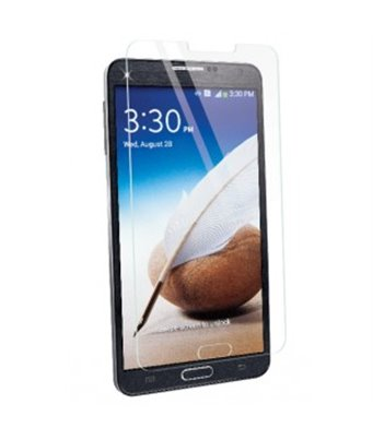 Invisible deluxe screen protector film for the Samsung Galaxy Note 3