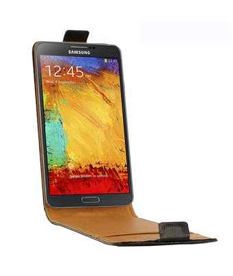 Personalised flip cover case for the Samsung Galaxy Note 3