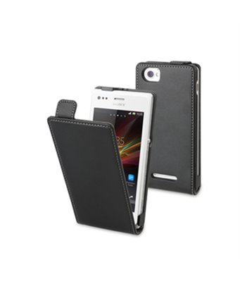 Personalised flip cover case for the Sony Xperia M