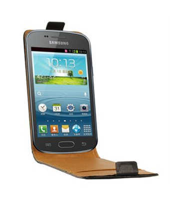Personalised flip cover case for the Samsung Galaxy Trend