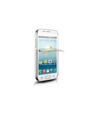 Invisible deluxe screen protector film for the Samsung Galaxy Trend