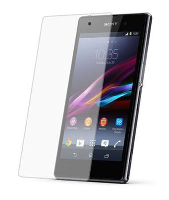Invisible deluxe screen protector film for the Sony Xperia Z1