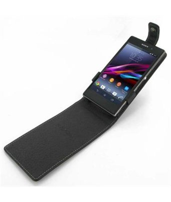 Personalised flip cover case for the Sony Xperia Z1