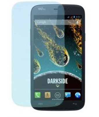 Invisible deluxe screen protector film for the Wiko Darkside