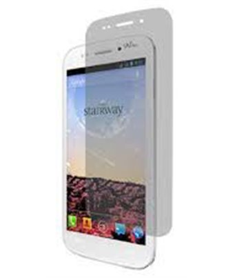 Invisible deluxe screen protector film for the Wiko Stairway