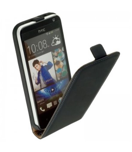 Personalised flip cover case for the HTC Desire 300