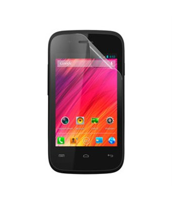 Invisible deluxe screen protector film for the Wiko Ozzy