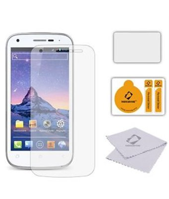 Invisible deluxe screen protector film for the Wiko Peax 2