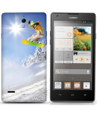 Custom Huawei Ascend G700 Cases