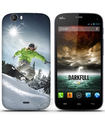 Custom Wiko Darkfull Cases