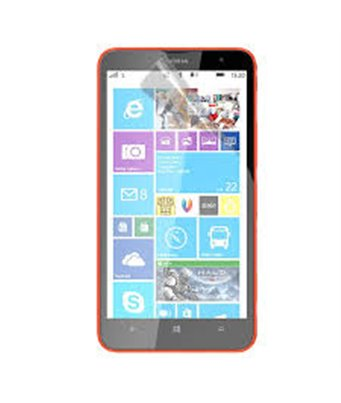 Invisible deluxe screen protector film for the Nokia Lumia 1320