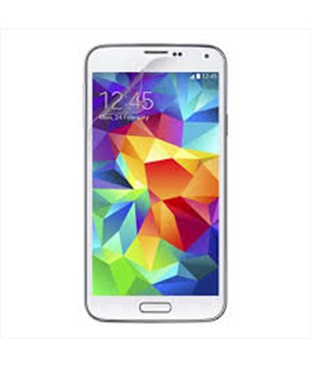 Invisible deluxe screen protector film for the Samsung Galaxy S5 i9600