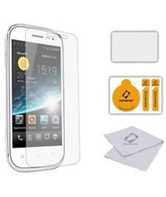 Invisible deluxe screen protector film for the Wiko Cink Slim 2