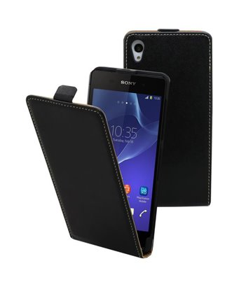 Personalised flip cover case for the Sony Xperia Z2
