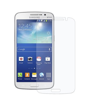 Invisible deluxe screen protector film for the Samsung Galaxy Grand 2