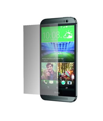 Invisible deluxe screen protector film for the HTC One M8
