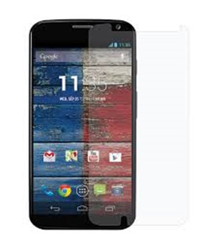 Invisible deluxe screen protector film for the Motorola Moto X
