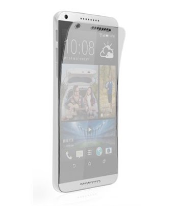 Invisible deluxe screen protector film for the HTC Desire 816
