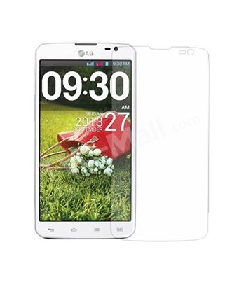 Invisible deluxe screen protector film for the LG L70