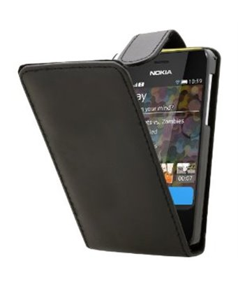 Personalised flip cover case for the Nokia Asha 501