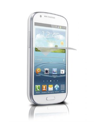 Invisible deluxe screen protector film for the Samsung Galaxy Express 2