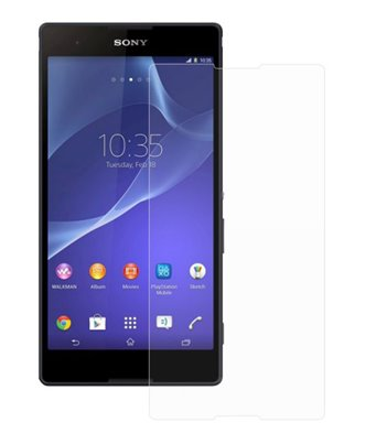 Invisible deluxe screen protector film for the Sony Xperi T2 Ultra