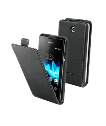 Personalised flip cover case for the Sony Xperia E1