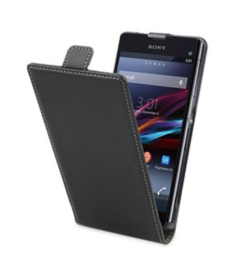 Personalised flip cover case for the Sony Xperia Z1 Compact