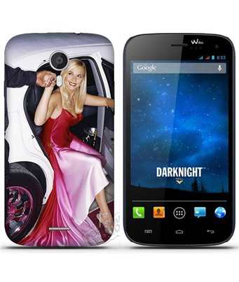Custom Wiko Darknight Cases