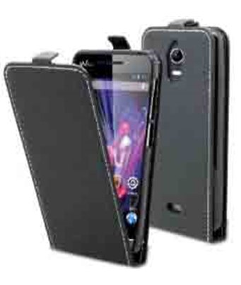 Personalised flip cover case for the Wiko Wax
