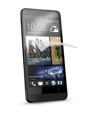 Invisible deluxe screen protector film for the HTC One Mini 2