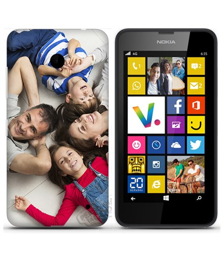 Custom Nokia Lumia 635 Cases
