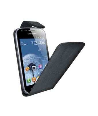 Personalised flip cover case for the Samsung Galaxy S Duos