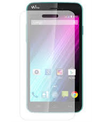 Invisible deluxe screen protector film for the Wiko Lenny
