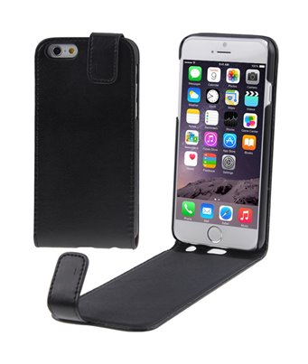 Personalised flip cover case for the Apple Iphone 6 Plus