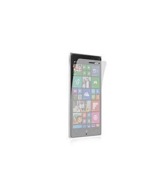 Invisible deluxe screen protector film for the Nokia Lumia 830