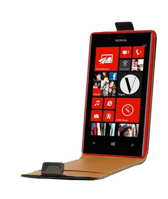Personalised flip cover case for the Nokia Lumia 720