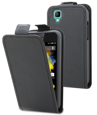 Personalised flip cover case for the Wiko Goa