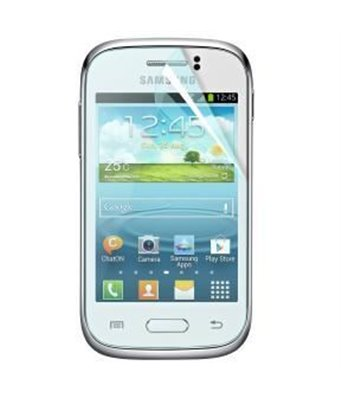 Invisible deluxe screen protector film for the Samsung Galaxy Ace 4
