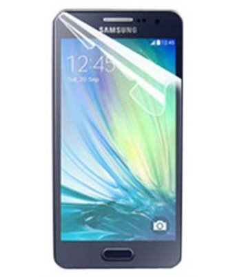 Invisible deluxe screen protector film for the Samsung Galaxy A3