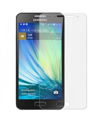 Invisible deluxe screen protector film for the Samsung Galaxy A7