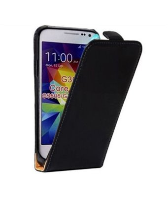Personalised flip cover case for the Samsung Galaxy Core Prime
