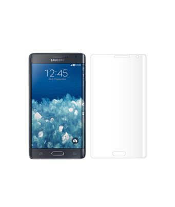 Invisible deluxe screen protector film for the Samsung Galaxy Note Edge