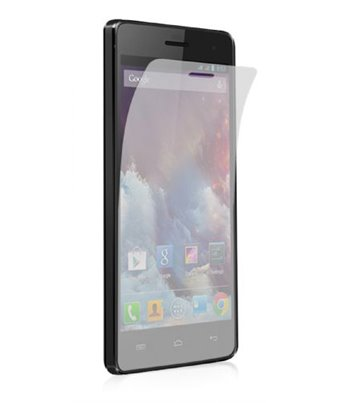 Invisible deluxe screen protector film for the Wiko Highway 4G