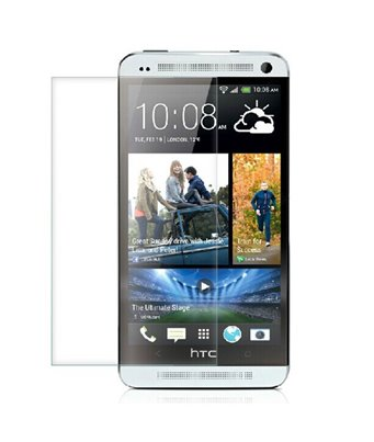 Invisible deluxe screen protector film for the HTC One M9