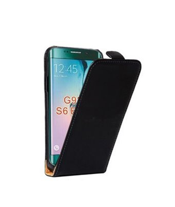 Personalised flip cover case for the Samsung Galaxy S6 Edge