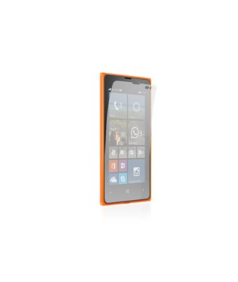 Invisible deluxe screen protector film for the Nokia Lumia 532
