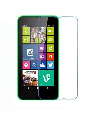 Invisible deluxe screen protector film for the Nokia Lumia 640 XL