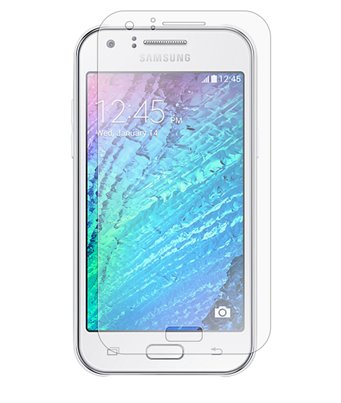Invisible deluxe screen protector film for the Samsung Galaxy J1
