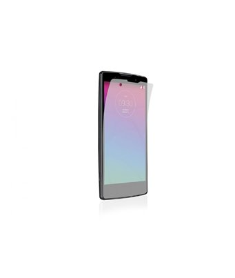 Invisible deluxe screen protector film for the LG Spirit